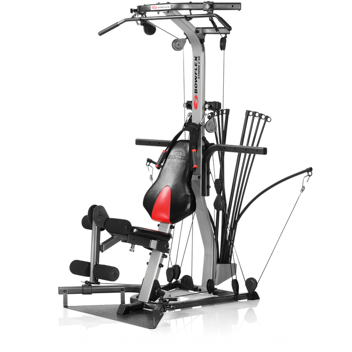 Bowflex Xtreme 2 SE 家庭健身房