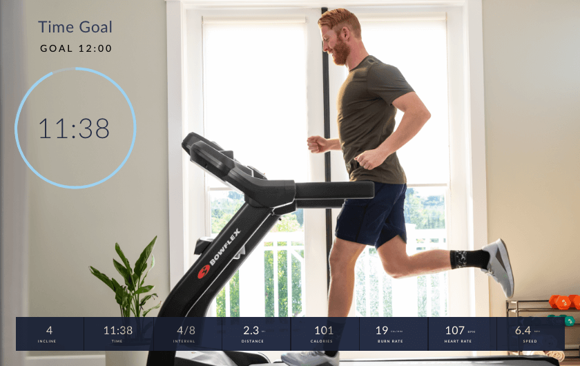 Track your workouts