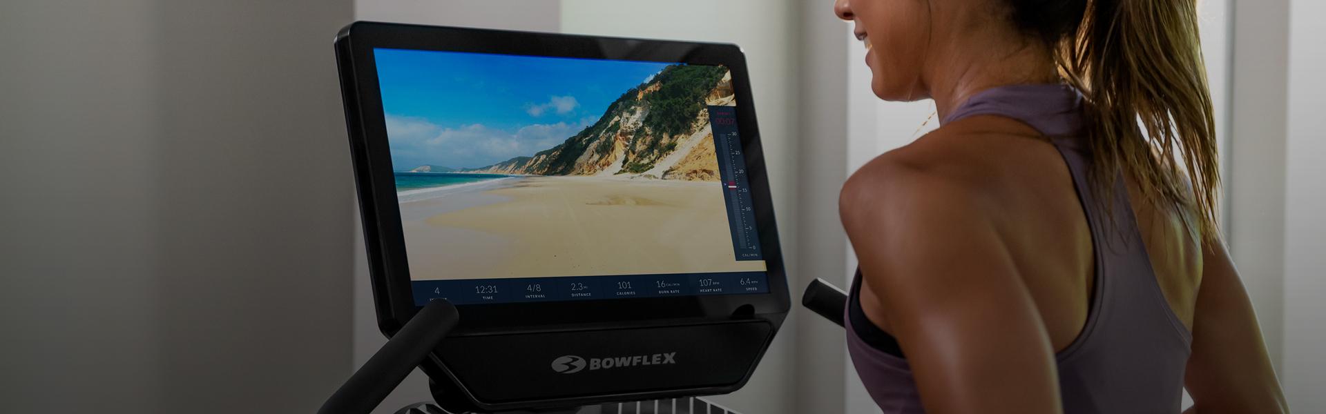JRNY App for Bowflex
