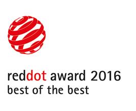 2016 Red Dot Award Best of the Best