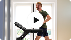 Watch video about T18 Treadmill