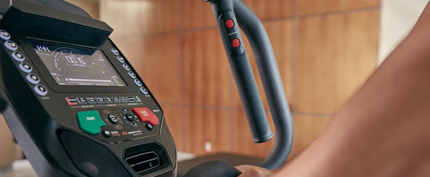 Konsole für den Bowflex BXE226 Crosstrainer