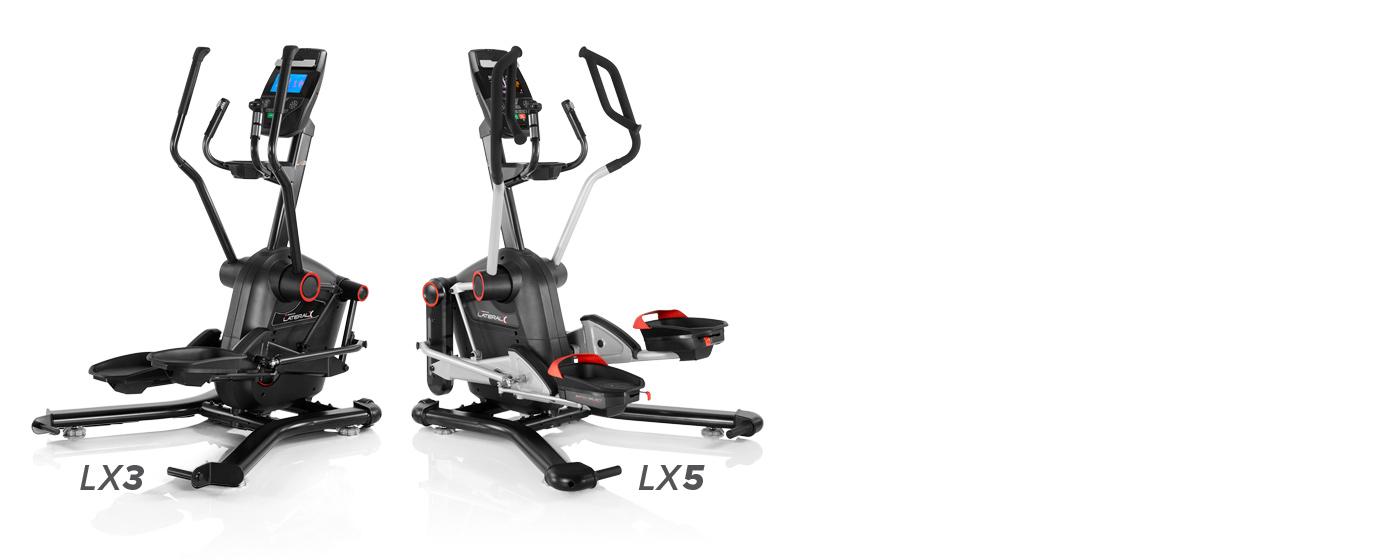 compare latx machines