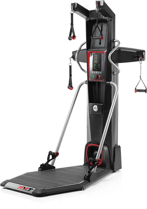 HVT strength and cardio machine