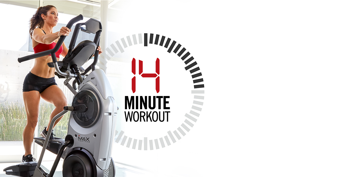 14 minute workout