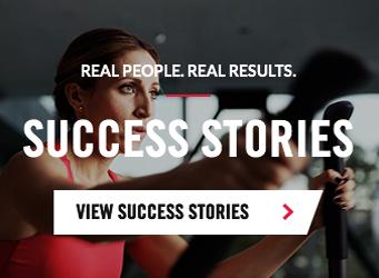 Histórias de sucesso Bowflex