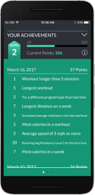 Results Series App - Level Up Your Fitness