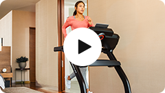 Watch video about BXT128 Treadmill