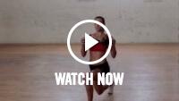 弓步胸部转体视频