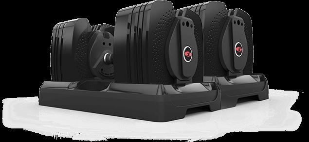Haltères SelectTech 560 3DT