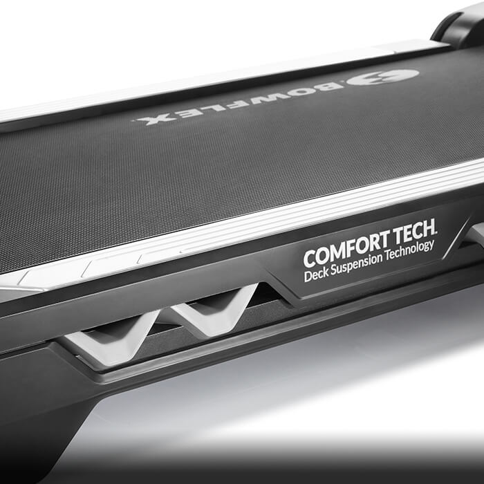 Worn Treadmill Deck: Bowflex BXT326 Treadmill